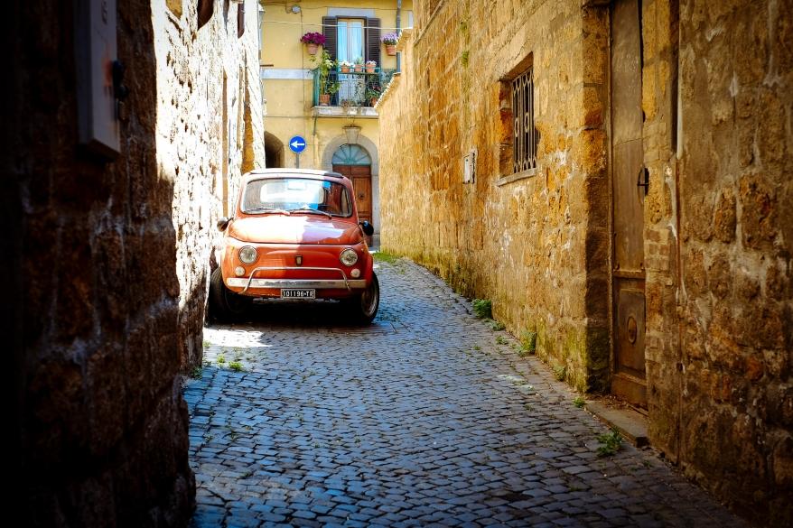 Car on street. Photographer: Helena Bergqvist.