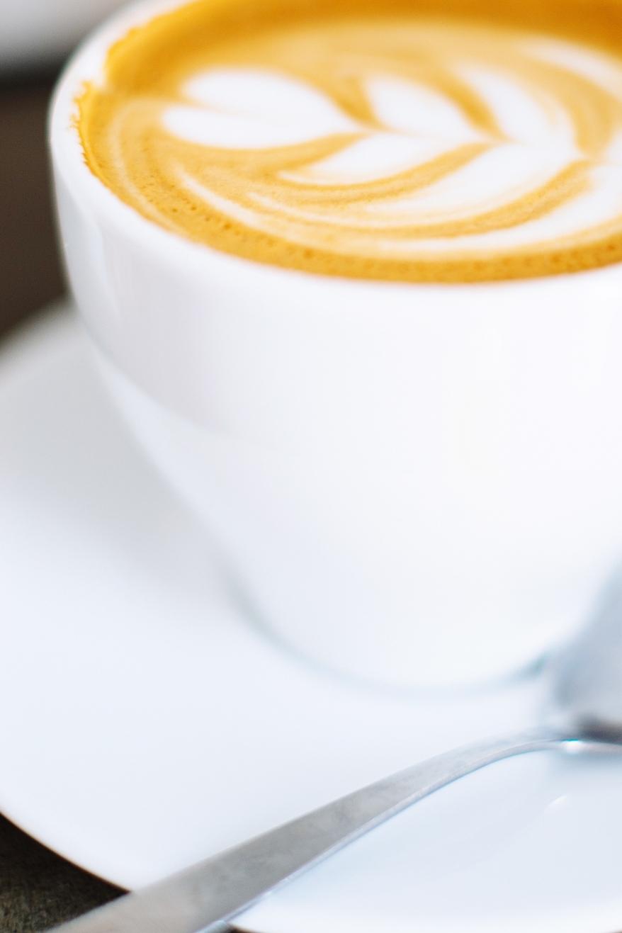 Cappuccino. Foto.