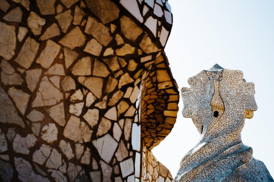 Skulpturer. Foto.