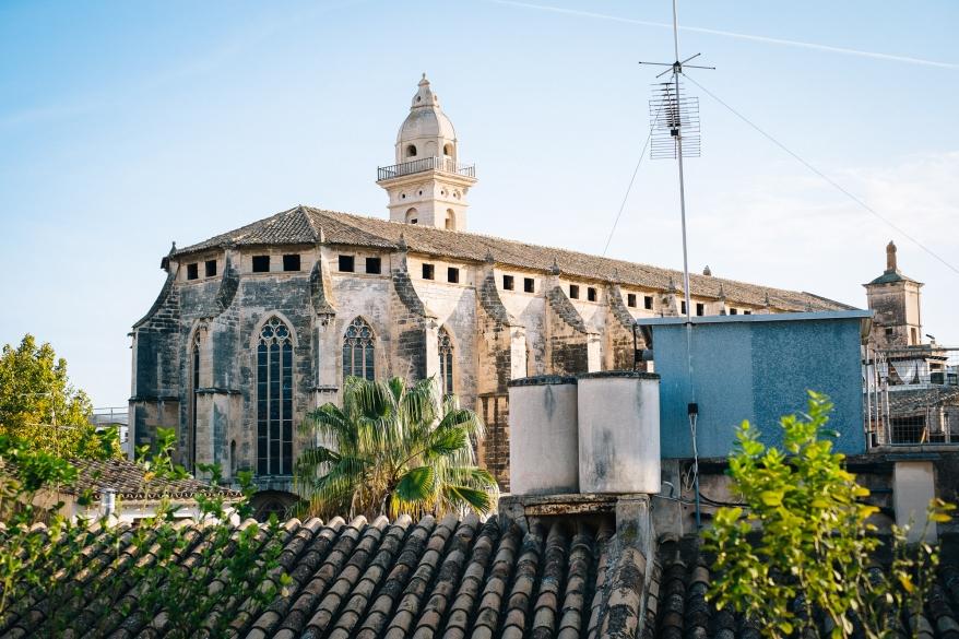 Kyrka, Mallorca