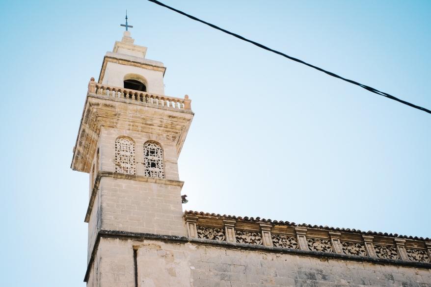 Kyrka i Palma, Mallorca