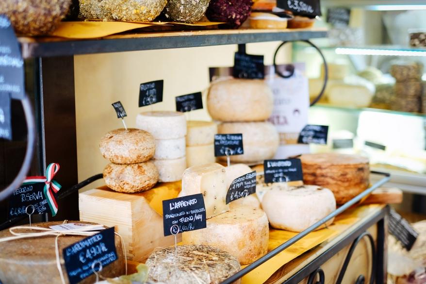 Cheese. Photographer: Helena Bergqvist.