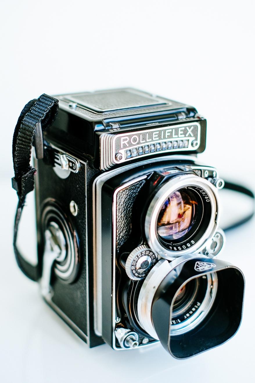 Kamera. Foto.
