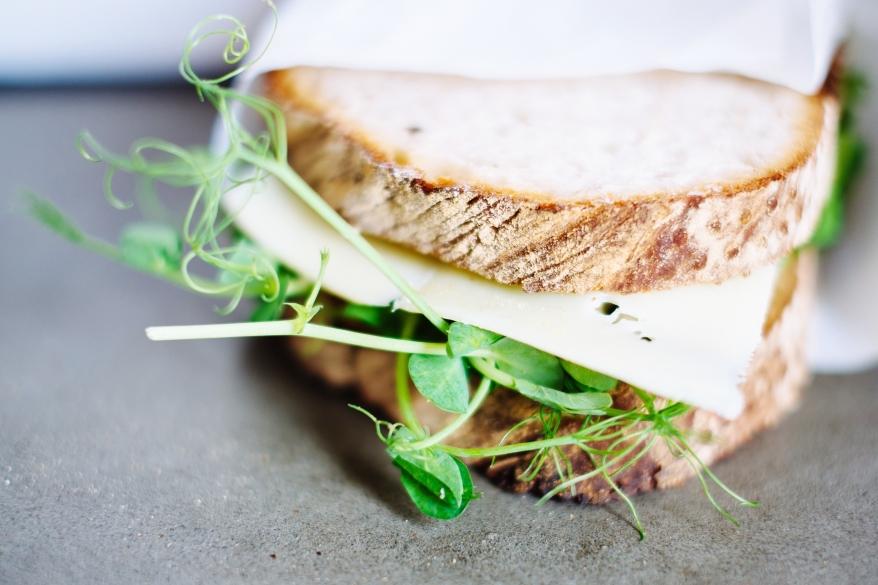 Smörgås. Foto.