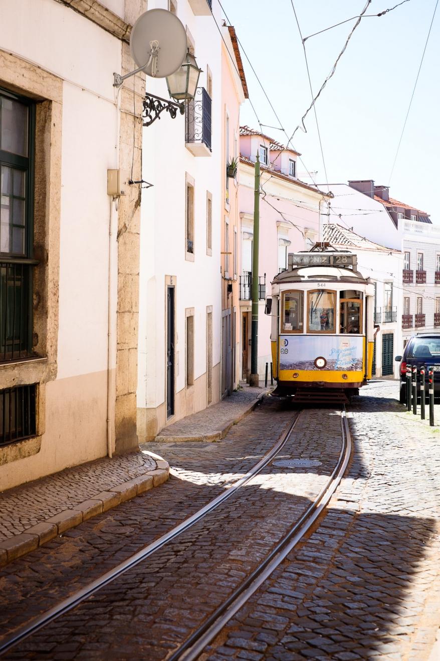 Springtime in Lisbon