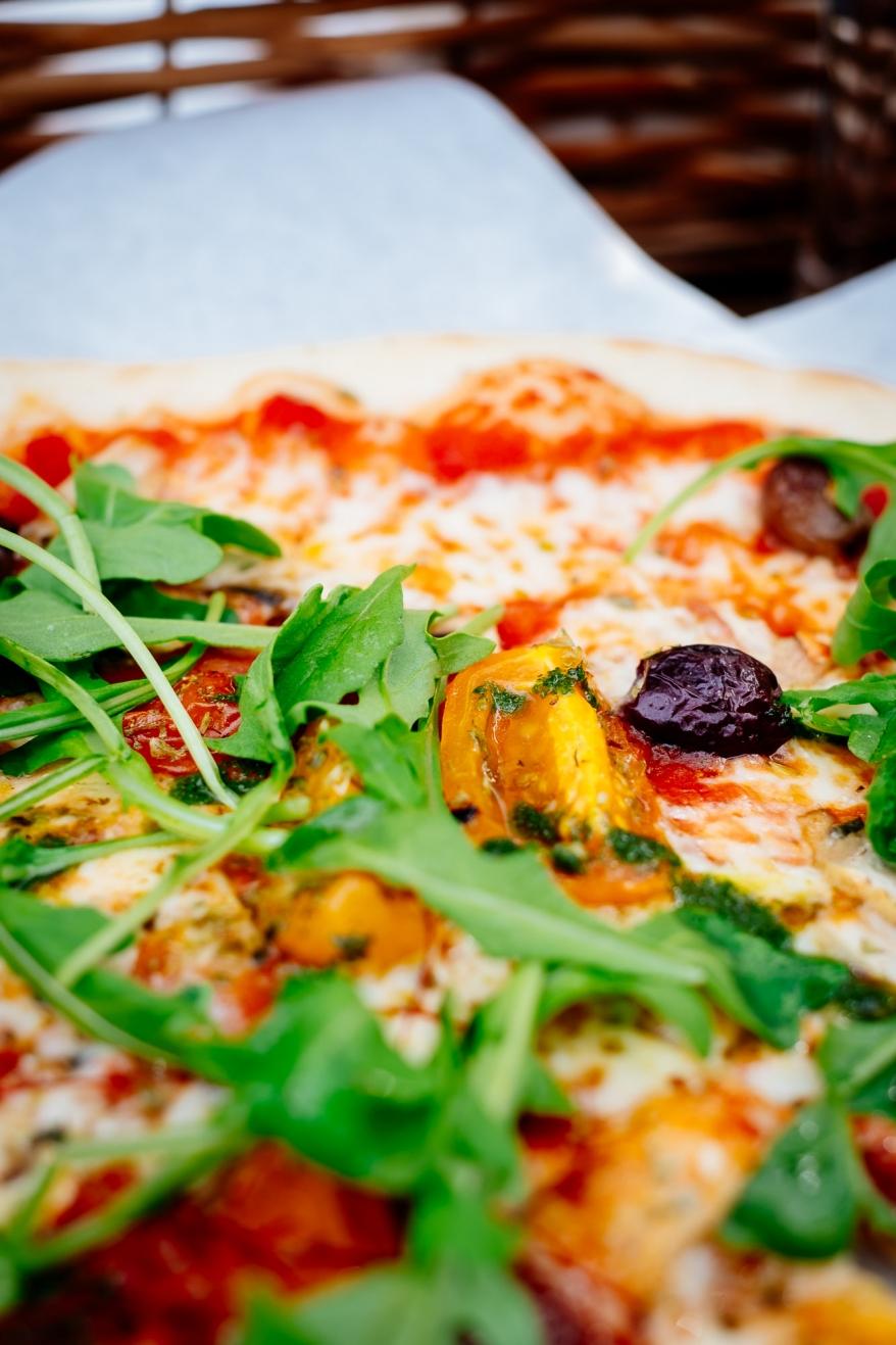 Pizza på Ven