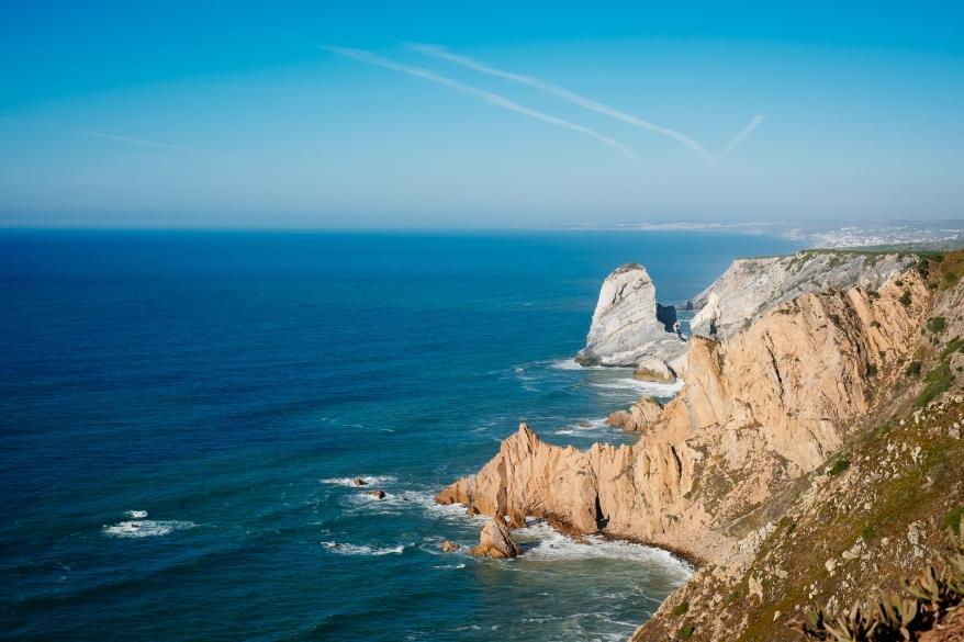 Klippor och hav, Portugal