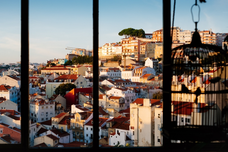 Lisbon in colour