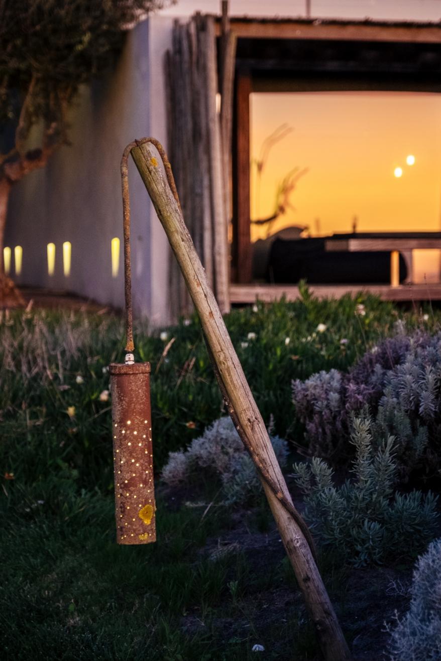 Garden and building. Photographer: Helena Bergqvist.