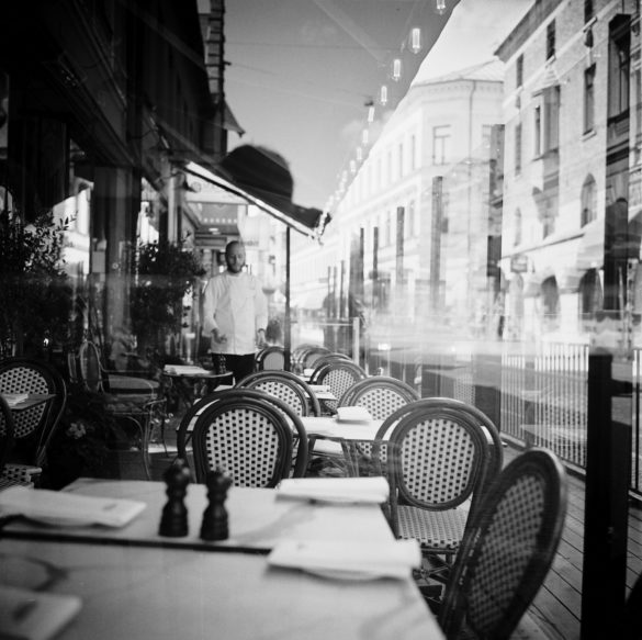 Restaurant. Photographer: Helena Bergqvist.